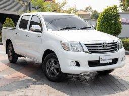 TOYOTA VIGO 2.7E DOUBLE CAB LPG 2012