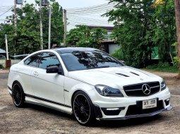 2015 Mercedes-Benz C200 2.0 AMG Dynamic รถเก๋ง 4 ประตู