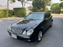 เครื่องดีเซลดูแลดีมากคราบ ดูแลรักษาดีคับ Mercedes - benz E220 CDI 2004