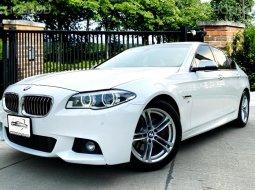 BMW 528i M Sport LCi แรงเร้าใจ 245 แรงม้า ขับสนุก 0-100 เพียง 6 วิ TopSpeed 250 กม./ชม