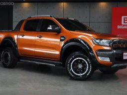 2017 Ford Ranger 2.2  Hi-Rider WildTrak DOUBLE CAB Pickup MT