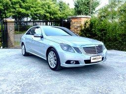 2010 BENZ E250 CDi Blue Efficiency Elegance  แรงแบบรถสปอร์ต ประหยัดสุด  20 กม./ลิตร