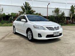 2012 Toyota Corolla Altis 1.6 CNG รถเก๋ง 4 ประตู