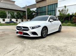 2021 Mercedes-Benz A200 1.3 AMG Dynamic เครดิตฟรีดาวน์ สภาพใหม่ป้ายแดง