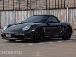 จองด่วนช้าอด Porsche Boxster 987 TIP ปี 2006 สีดำแท้ วิ่งน้อยรถสวยจัด