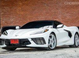 จองให้ทัน New Chevrolet Corvette stingray C8 Convertible  ( เปิดประทุน ) 2021