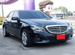 ราคา 1,190,000 บาท  BENZ E200 2.0 W212 Executive AT 2014 รถสวยสภาพดี ภายในสวย ไมล์เพียง 7X,XXXkm. ออฟชั่นเดิมๆ