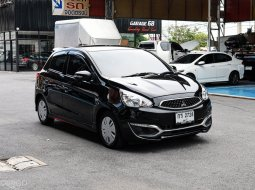 2019 MITSUBISHI MIRAGE GLX เกียร์ AUTO ไมล์น้อย 32,xxx โล รถบ้านเจ้าของขายเอง