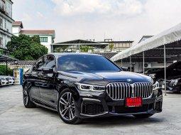 2020 BMW 730Ld 3.0 M Sport รถเก๋ง 4 ประตู