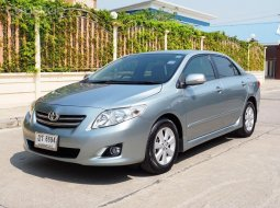 2010 Toyota Corolla Altis 1.6 CNG รถเก๋ง 4 ประตู
