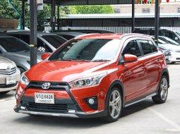 ขายรถ 2017 Toyota YARIS 1.2 TRD Sportivo รถเก๋ง 5 ประตู