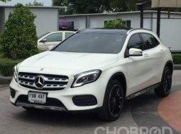2018 Mercedes-Benz GLA250 รถเก๋ง 5 ประตู