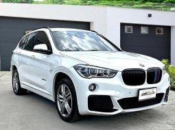 BMW X1 20d M SPORT BSi ถึง2023 แรงกว่า ออฟชั่นเยอะกว่า sDrive18d  รถศูนย์  มือเดียว