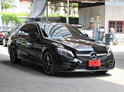 ขายรถ Mercedes-Benz C220 2.0 d AMG Dynamic ปี2020 รถเก๋ง 4 ประตู