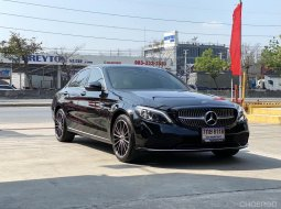 Mercedes Benz C220d Exclusive 2020 วิ่งสามหมื่นโลแท้ สภาพป้ายแดง