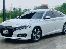 2019 Honda ACCORD 2.0 Hybrid TECH รถเก๋ง 4 ประตู