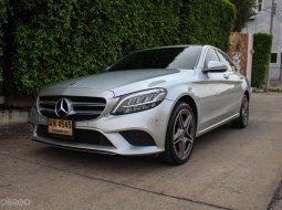 2020 Mercedes-Benz C220 2.0 d Avantgarde รถเก๋ง 4 ประตู