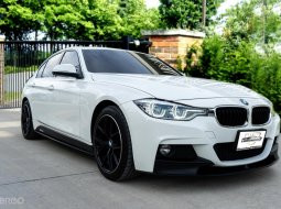 BMW 320d Luxury LCI 2017 รถมือเดียวออกศูนย์ 190 แรงม้า 0-100 กม./ชม. เพียง 7.2 วิ ประหยัดสุด 27 กม./ลิตร