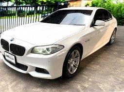 BMW 528i M Sport 2012 (218 แรงม้า) แรงกว่า ออฟชั่นเหนือกว่า 520i เยอะ สภาพเยี่ยม ราคาเร้าใจ