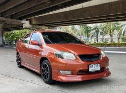 ขายสดครับ  2003 Toyota Vios 1.5 E AT แค่ 119,000 บาท ไมล์แสนสาม สวยพร้อมใช้ เอกสารพร้อมโอน