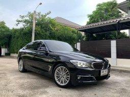 2014 BMW 320d 2.0 Gran Turismo รถเก๋ง 4 ประตู