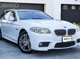 2013 BMW 525D Twin Power Turbo 218 แรงม้า รถสวยเดิม