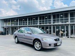 2002 Honda CITY 1.5 Type-Z EXi รถเก๋ง 4 ประตู สภาพนางฟ้า สวยสุดในรุ่น มือเดียวซื้อสด ไม่เคยมีอุบัติเหตุหนัก พร้อมใช้งาน