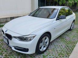 2012 BMW 320d 2.0 Sport รถเก๋ง 4 ประตู ฟรีดาวน์