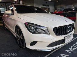 จองด่วน Mercedes Benz CLA200 Minorchange 2017 รถสวยจัดวิ่งน้อยอย่าพลาดคันนี้