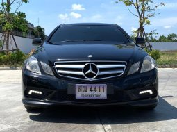 2010 Mercedes-Benz C250 CGI 1.8 Avantgarde รถเก๋ง 2 ประตู