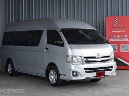 Toyota Hiace 2.5 COMMUTER (ปี 2013 ) D4D MT