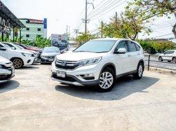 2015 ขายด่วน!! Honda CRV 2.0E 4WD