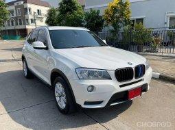 2012 BMW X3 2.0 xDrive20d 4WD SUV