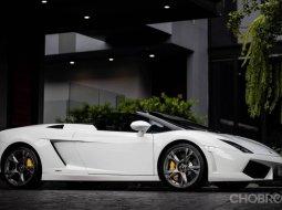 2010 Lamborghini GALLARDO 5.2 LP560-4 4WD รถเปิดประทุน