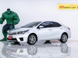 2M-159  Toyota Corolla Altis 1.8 E รถเก๋ง 4 ประตู ปี 2014