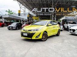 2017 ขายด่วน!! Toyota Yaris 1.2G