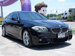 BMW 525D F10 2.0 AT 2015 ราคา 999,000 บาท รถบ้านแท้ๆ  โทร 0922726669 ตันหยงขาย