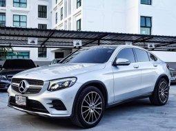 2018 Mercedes-Benz GLC250 2.0 4MATIC AMG Plus 4WD รถเก๋ง 5 ประตู