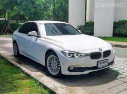 2018 BMW 320d 2.0 Luxury รถเก๋ง 4 ประตู