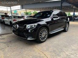 2018 Mercedes-Benz GLC250 2.1 d 4MATIC AMG Dynamic 4WD รถเก๋ง 5 ประตู