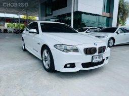 2017 BMW 520d 2.0 M Sport รถเก๋ง 4 ประตู