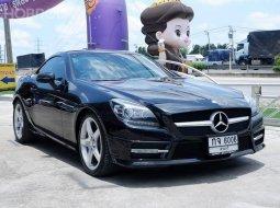Benz SLK200 1.8 R172  AMG Roadster AT 2014 ราคา 1,590,000 บาท