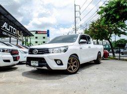 2018 ขายด่วน!! Toyota Hilux Revo C-cab 2.4J Plus AT