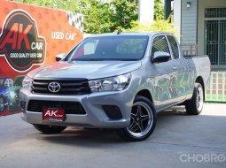 2017 Toyota Hilux Revo 2.4  รถกระบะ