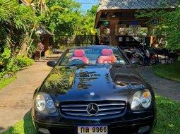ขาย Benz SLK R170 สีดำ!!