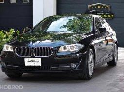 BMW 520d 2012 เครื่องยนต์ดีเซล TwinPower Turbo