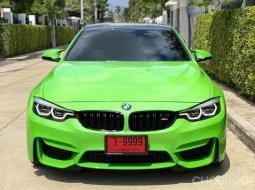 2020 BMW M4 3.0 F82 รถเก๋ง 4 ประตู รถสวย