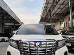 2016 Toyota ALPHARD 2.5 S C-Package รถตู้/MPV