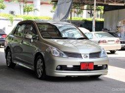 ขายรถ Nissan Tiida 1.6 G Latio ปี2009 รถเก๋ง 4 ประตู