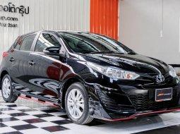 🎉 สุดคุ้มรถสวย คุ้มราคา 💕 Toyota YARIS 1.2 E ปี2018 รถเก๋ง 5 ประตู